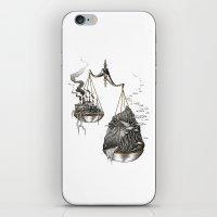 Justice iPhone & iPod Skin