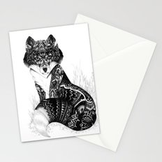 Wildlife Fox Stationery Cards