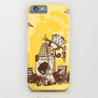 Laundry Monkie iPhone 6 Slim Case