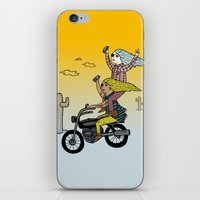 On The Freedom Experienc… iPhone & iPod Skin