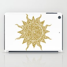Mosaic Sun iPad Case