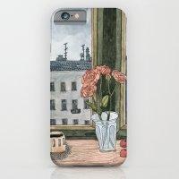 Rose Bouquet iPhone 6 Slim Case
