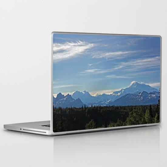 Midnight Sun Laptop & iPad Skin