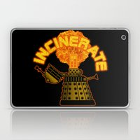 Incinerate Laptop & iPad Skin