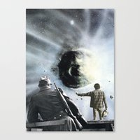 Brother From Another Planet Canvas Print