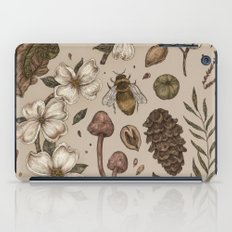 Nature Walks (Light Background) iPad Case