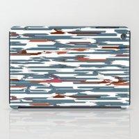 Autumn Lines iPad Case