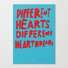 SAME Canvas Print