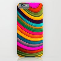 iPhone & iPod Case featuring More Curve by Danny Ivan