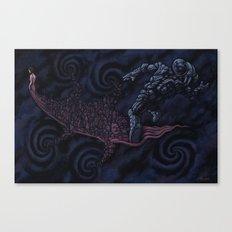Subtraction Canvas Print