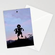 Hulk Kid Stationery Cards