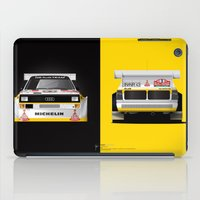 Group B Edition, N.º3, … iPad Case