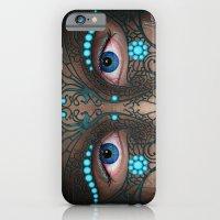 Halloween Mask - Painting iPhone 6 Slim Case