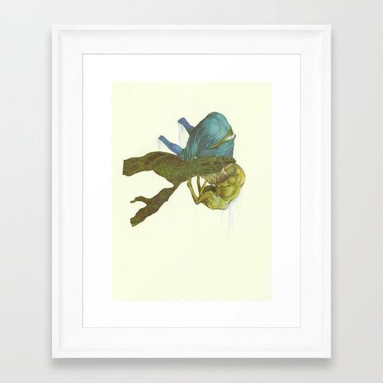 Grendel Framed Art Print