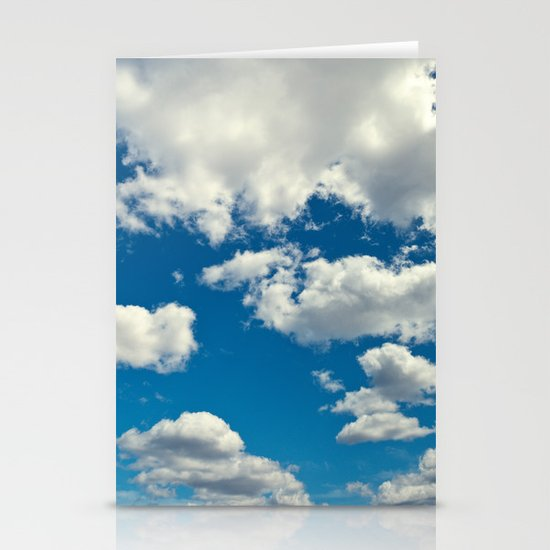 Head in the Clouds Stationery Card