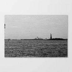 Liberty. Canvas Print