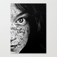 Anonymous - Ella 2 Canvas Print