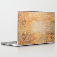 Fire Skull I Part I Laptop & iPad Skin