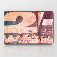 Collide 8 iPad Case