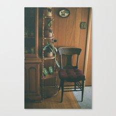 Grandma's House III Canvas Print