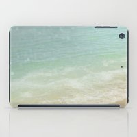 Take Me To The Sea iPad Case