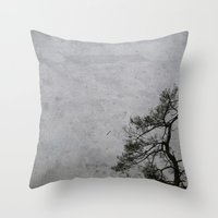 Love Me Or Leave Me Throw Pillow
