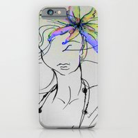 iPhone & iPod Case featuring Fashion Latina by Isabela Campagna