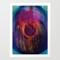 Monachopsis Art Print
