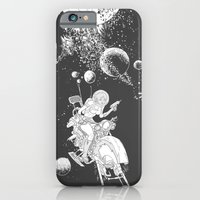 iPhone & iPod Case featuring rocket lass by Isaboa