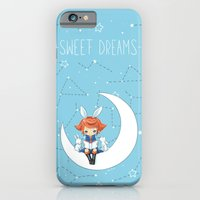 iPhone & iPod Case featuring Sweet Dreams by Freeminds