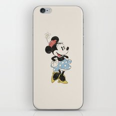 Minnie Mouse iPhone & iPod Skin