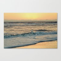 After the Storm Ocracoke Island, North Carolina Canvas Print