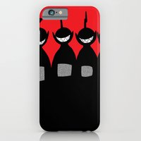 iPhone & iPod Case featuring Teletubbies by Kassidy Daussin
