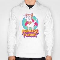 Princess Of Purrr Hoody