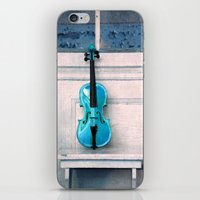 Violin IV iPhone & iPod Skin