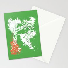 Goldfinch Mother - Spring Explosion Stationery Cards