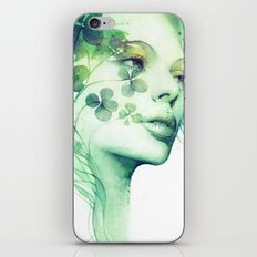 Serendipity iPhone & iPod Skin