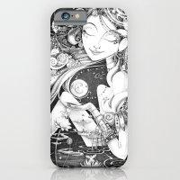 iPhone & iPod Case featuring Ma Bella Luna by Otto Björnik