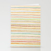 Pencil Doodles Stationery Cards
