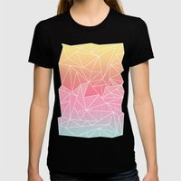 Beeniks Rays Womens Fitted Tee Black SMALL