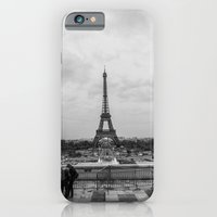 Paris Skyline  iPhone 6 Slim Case