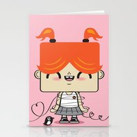 Love Song Part II Stationery Cards