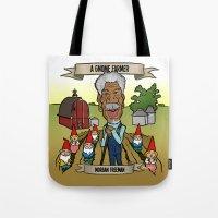 A Gnome Farmer (Morgan F… Tote Bag