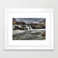 River Etive Framed Art Print