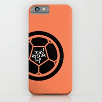 Brazil World Cup 2014 - Poster n°2 iPhone 6 Slim Case