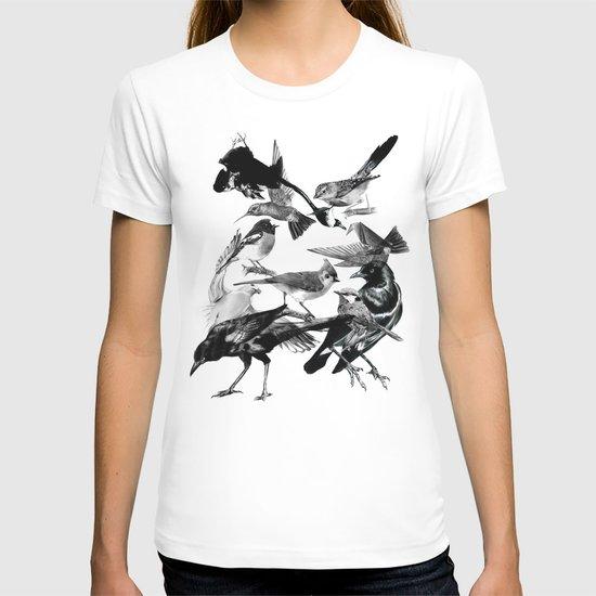 A Volery of Birds T-shirt