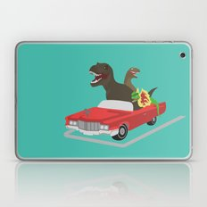 Jurassic Parking Only Laptop & iPad Skin