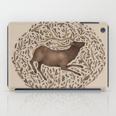 Elk in Nature iPad Case