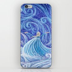 .:Let the Storm Rage On:. iPhone & iPod Skin
