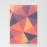 Sunset Afterglow Stationery Cards